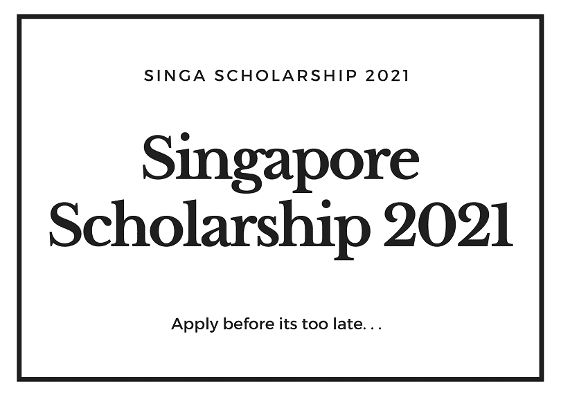 2021 Scholarships For International Students